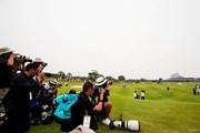 2019年 ~全英への道~ミズノオープン at ザ・ロイヤルGC 最終日 カメラマン
