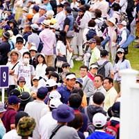 プロゴルファーを探せ! 2019年 ~全英への道~ミズノオープン at ザ・ロイヤルGC 最終日 池田勇太