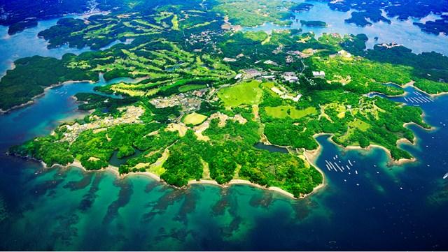 「ミシュランガイド」の愛知、岐阜、三重2019特別版に掲載されたネムリゾート