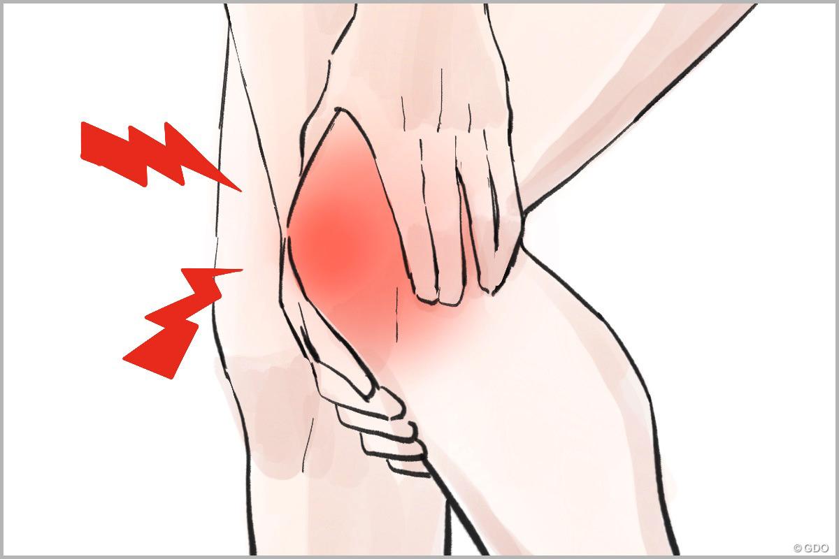 曲げる と 痛い 内側 膝 の