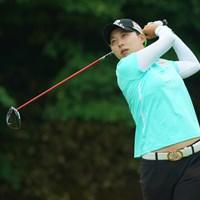 日本ツアー参戦を熱望したキム・ヒョージュ 2019年 ヨネックスレディスゴルフトーナメント  2日目 キム・ヒョージュ