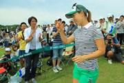 2019年 ヨネックスレディスゴルフトーナメント 最終日 上田桃子