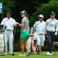 キム・ヒョージュ 2019年 ヨネックスレディスゴルフトーナメント 最終日 上田桃子