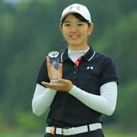 もちろんベストアマチュア獲得。 2019年 ヨネックスレディスゴルフトーナメント 最終日 大田紗羅
