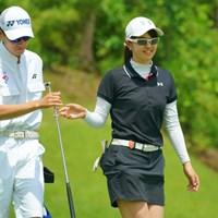 プロになったら人気出そうだねぇ。 2019年 ヨネックスレディスゴルフトーナメント 最終日 大田紗羅