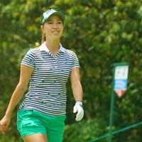 キャリアのピークを「いま」という上田桃子 2019年 ヨネックスレディスゴルフトーナメント 最終日 上田桃子