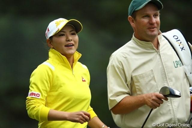 写真は2009年「LPGAツアーチャンピオンシップリコーカップ」のもの