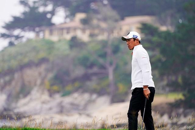 メジャー初出場の堀川未来夢は日本ツアー初優勝の喜びを胸に秘めてプレーする