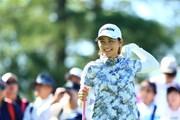 2019年 宮里藍サントリーレディスオープンゴルフトーナメント 初日 新垣比菜