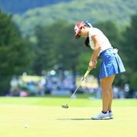 13位発進、まだ3日もあるし 2019年 宮里藍サントリーレディスオープンゴルフトーナメント 初日 河本結