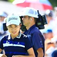 憧れは藍ちゃんかな 2019年 宮里藍サントリーレディスオープンゴルフトーナメント 初日 安田祐香