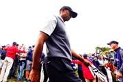 2019年 全米オープン 初日 タイガー・ウッズ