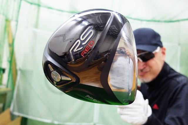 ヘッドを加速させて飛ばす「プロギア RS RED ドライバー」をマーク金井が徹底検証