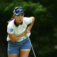 上田桃子はカットライン上で予選通過 2019年 宮里藍サントリーレディスオープンゴルフトーナメント 2日目 上田桃子