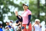 2019年 宮里藍サントリーレディスオープンゴルフトーナメント 2日目 三浦桃香
