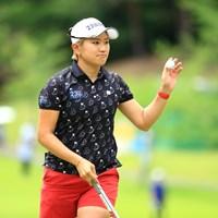 どんなもんよ 2019年 宮里藍サントリーレディスオープンゴルフトーナメント 2日目 成田美寿々