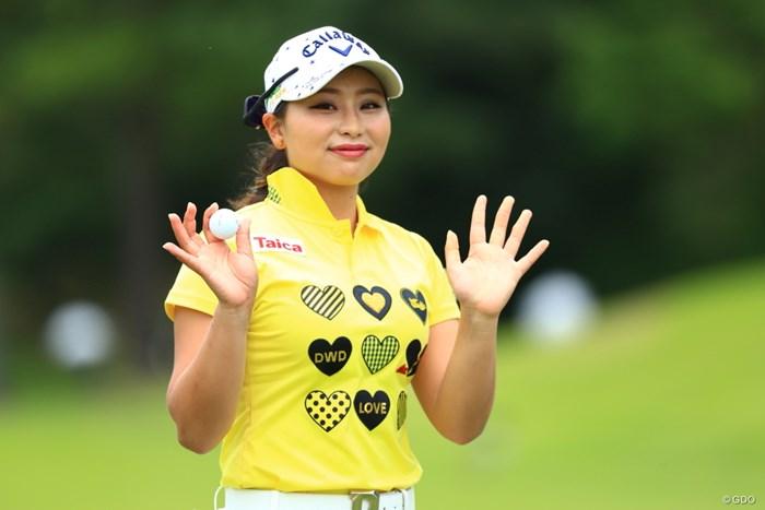 頑張ってたんだけどね~ 2019年 宮里藍サントリーレディスオープンゴルフトーナメント 2日目 竹内美雪