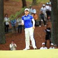 勢いすごいわ 2019年 宮里藍サントリーレディスオープンゴルフトーナメント 3日目 河本結