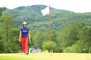 2019年 宮里藍サントリーレディスオープンゴルフトーナメント 3日目 大里桃子