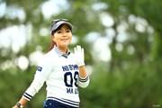 2019年 宮里藍サントリーレディスオープンゴルフトーナメント 3日目 青木瀬令奈