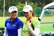 2019年 宮里藍サントリーレディスオープンゴルフトーナメント 3日目 新垣比菜