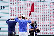 2019年 全米オープン 3日目 ジャスティン・ローズ ゲーリー・ウッドランド