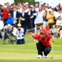 今週も惜しいところまで来たんだけど 2019年 宮里藍サントリーレディスオープンゴルフトーナメント 最終日 穴井詩