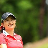 いい笑顔だこと 2019年 宮里藍サントリーレディスオープンゴルフトーナメント 最終日 河本結