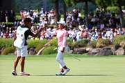 2019年 宮里藍サントリーレディスオープンゴルフトーナメント 最終日 鈴木愛