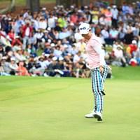 お~かっこいい~ねぇ~ 2019年 宮里藍サントリーレディスオープンゴルフトーナメント 最終日 比嘉真美子