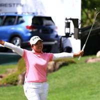 鈴木愛が今季2勝目を挙げた 2019年 宮里藍サントリーレディスオープンゴルフトーナメント  最終日 鈴木愛