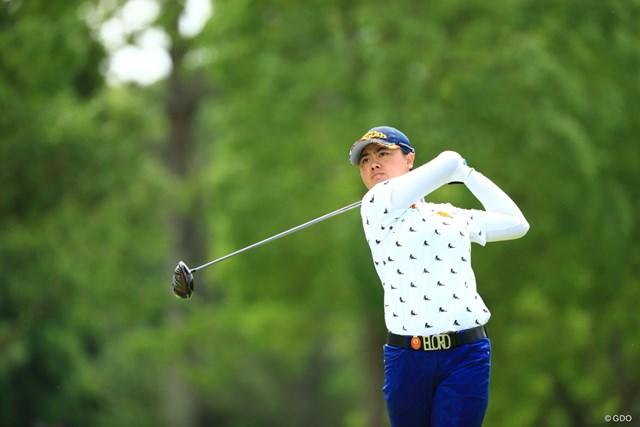 2019年 宮里藍サントリーレディスオープンゴルフトーナメント 最終日 ユウカ・サソウ 5年連続出場のユウカ・サソウ