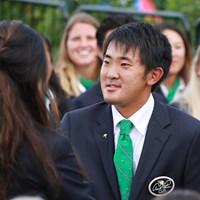 19年には日本人初のパーマーカップ出場も果たした 金谷拓実