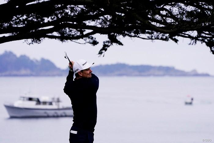 日本海 2019年 全米オープン 最終日 ジャスティン・ローズ