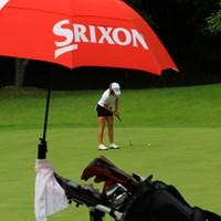 SRIXON 2019年 トヨタ ジュニアゴルフワールドカップ 初日 ケイトリン マックナブ(南アフリカ)