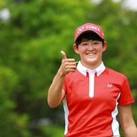 いいね頂きました 2019年 トヨタ ジュニアゴルフワールドカップ 初日 岩井 明愛