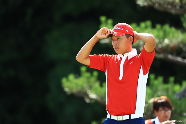 2019年 トヨタジュニアゴルフワールドカップ 初日 個人戦4位で滑り出した宇喜多飛翔