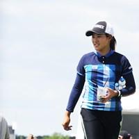 山口すず夏「トップ20に入りたい」 2019年 KPMG女子PGA選手権 事前 山口すず夏