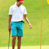 ホールインワン保険入ってるのに・・・笑 2019年 トヨタ ジュニアゴルフワールドカップ 2日目 オマール モラレス ナシフ(メキシコ)