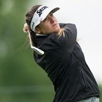 ハンナ・グリーンが首位で発進した (Darren Carroll/PGA of America via Getty images) 2019年 KPMG女子PGA選手権 初日 ハンナ・グリーン