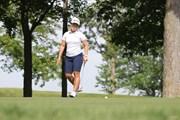 2019年 KPMG女子PGA選手権 初日 畑岡奈紗