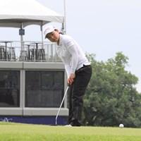 上原彩子は135位で初日を終えた 2019年 KPMG女子PGA選手権 初日 上原彩子