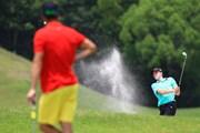 2019年 トヨタ ジュニアゴルフワールドカップ 最終日 マーティン・ヴォースター(南アフリカ)