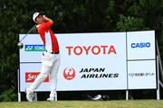 2019年 トヨタ ジュニアゴルフワールドカップ 最終日 杉浦悠太