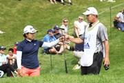 2019年 KPMG女子PGA選手権 2日目 畑岡奈紗