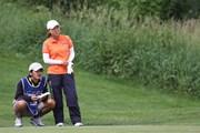 2019年 KPMG女子PGA選手権 2日目 横峯さくら