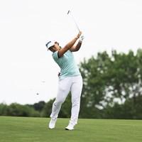 畑岡奈紗はアイアンの距離感を合わせるのに苦戦した 2019年 KPMG女子PGA選手権 3日目 畑岡奈紗