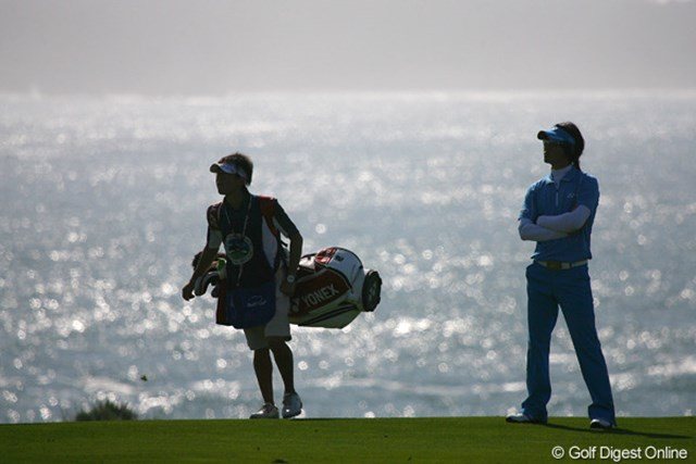 予選落ちを喫した石川遼。同じペブルビーチで6月に開催される「全米オープン」に向けて課題は多いようだ