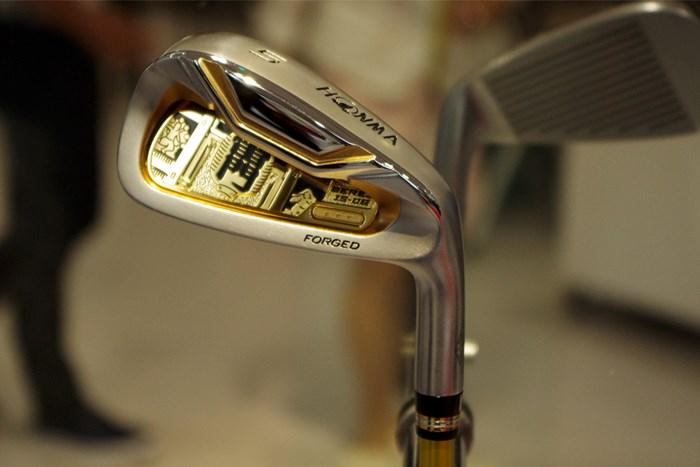 本間ゴルフのギアが展示されている 2019年 イ・ボミ 本間ゴルフ 開店イベント