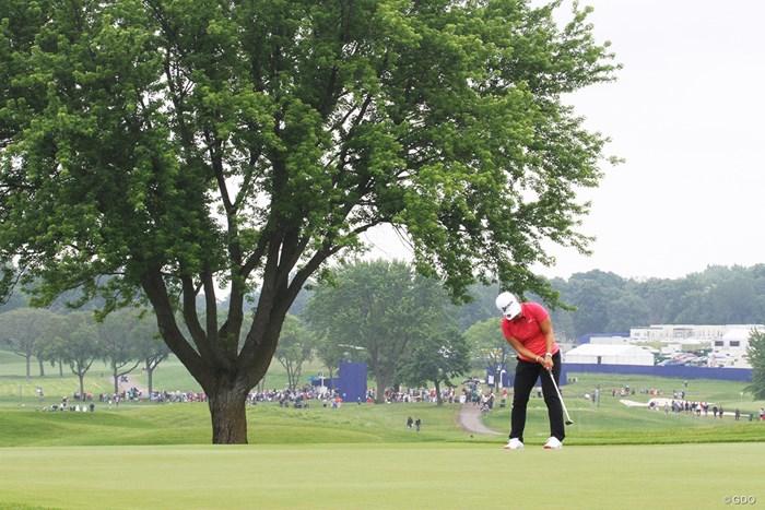 この日はパッティングもかみ合った 2019年 KPMG女子PGA選手権 最終日 畑岡奈紗